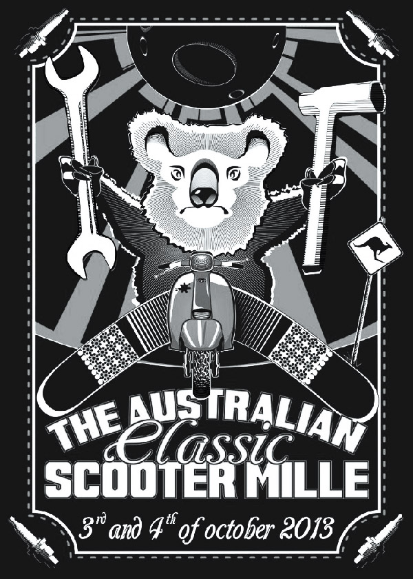 THE AUSTRALIAN CLASSIC SCOOTER MILLE