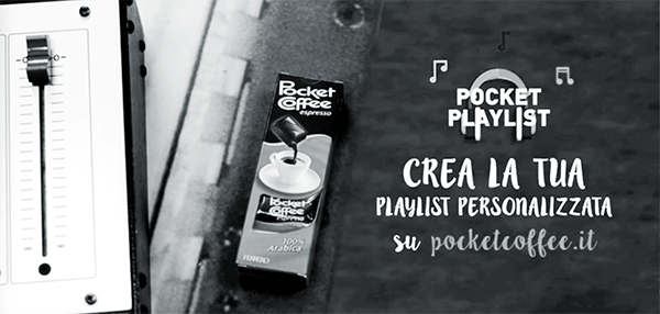 Pocket Coffee – Pocket Playlist!